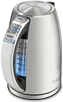 Cuisinart CPK-17 PerfecTemp kettle