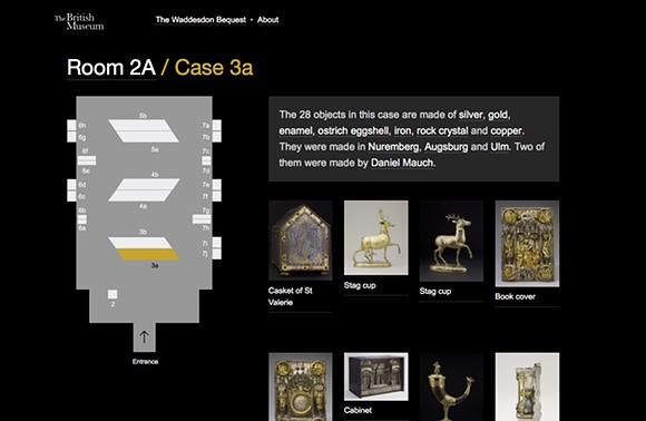 Screenshot of the page for Case 3a