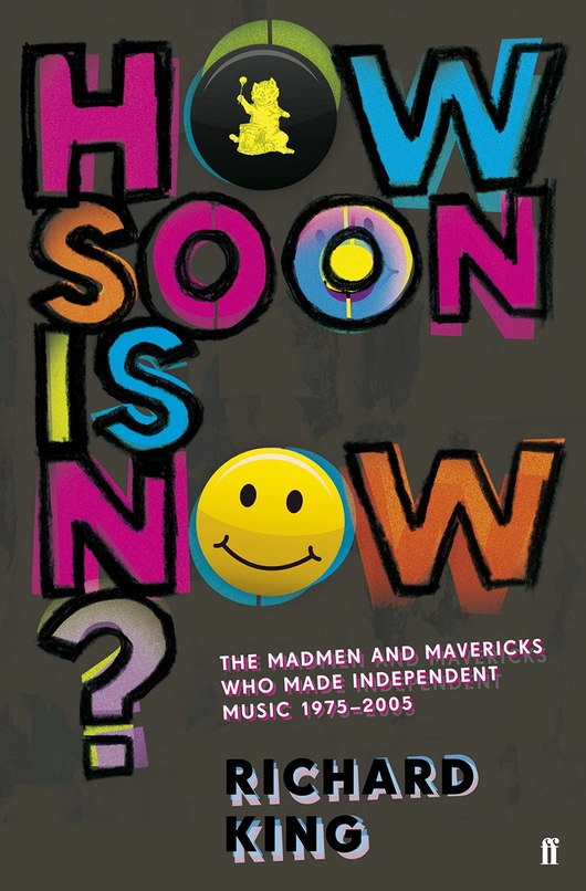 How Soon is Now by Richard King (Phil Gyford's website)